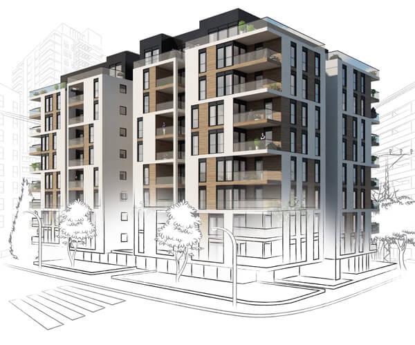 דירות למכירה ברמת גן - פרויקט תמ